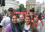 Collide-London 2010 group